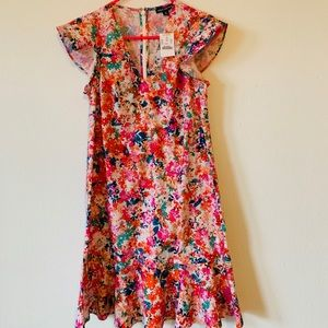 Floral JCREW Dress - with tags! (0)